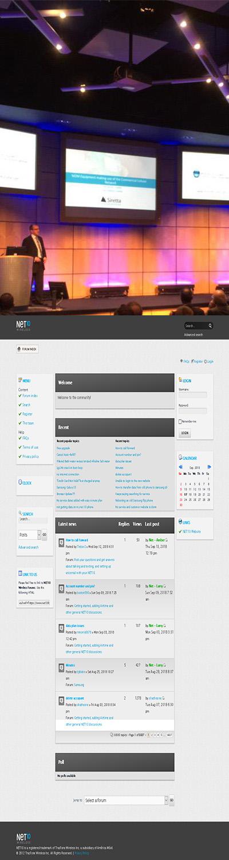 Net10 Forum